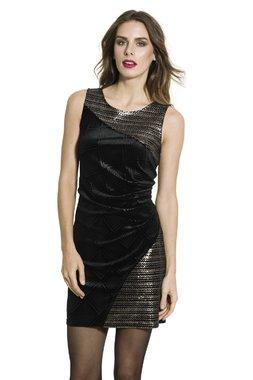 Smash ESTHER krátké šaty zlaté Glam&Shine