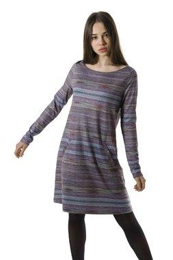 Smash CELINDA krátké šaty fialové