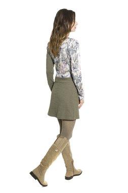 Smash MELENA krátké šaty zelené