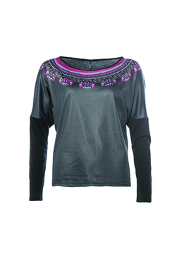 Smash DAWELOOR Dámské tričko černé