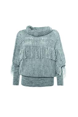 Smash UNIMAK Dámský svetr šedý