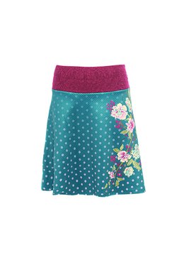 Smash SHIA Dámská sukně modrá