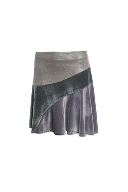 Smash SARIGA Dámská sukně šedá