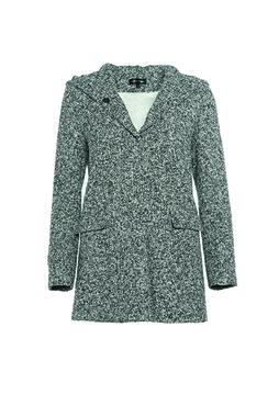 Smash BELITUNG Dámský kabát šedý