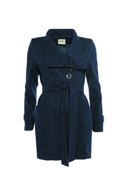 Smash SIGATA Dámský kabát tmavě modrý