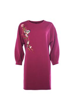 Smash FORDATA Dámské šaty růžové