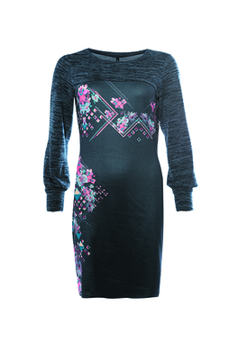 Smash SUMBA Dámské šaty tmavě modré