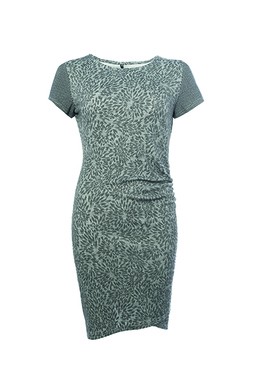 Smash FLAVOUR Dámské šaty šedé
