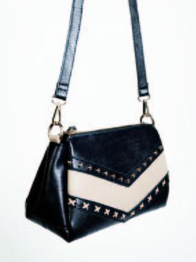 Smash AZIGO Dámská kabelka černá jedna velikost