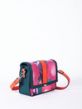 Smash BEGONIA Dámská kabelka mix barev barev jedna velikost