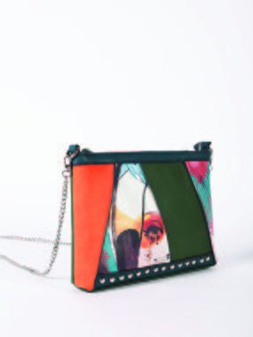 Smash BERBERIS Dámská kabelka mix barev barev jedna velikost