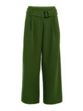 Smash DESIREE Dámské kalhoty zelená