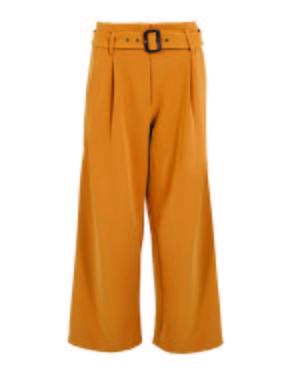 Smash DESIREE Dámské kalhoty žlutá