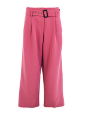 Smash DESIREE Dámské kalhoty růžová