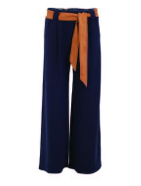 Smash AMANDA Dámské kalhoty tmavě modrá