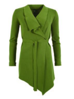 Smash BUBUG Dámský svetr tmavě zelená
