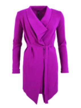Smash BUBUG Dámský svetr fialová