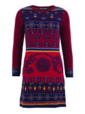 Smash TAMATI Dámské šaty červená