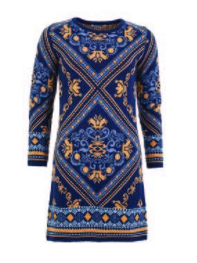 Smash GIORGIO Dámské šaty tmavě modrá