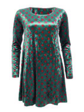 Smash RUSCO Dámské šaty modré