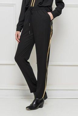 Ryujee ABELINE kalhoty černé