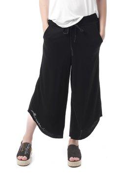 Mamatayoe Absalom Dámské kalhoty černé