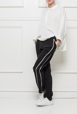 Ryujee ACACIA kalhoty černá