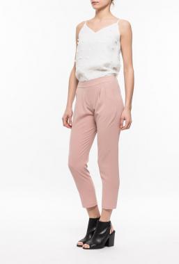 Ryujee AGATHINE kalhoty růžová