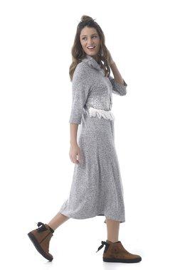 Mamatayoe Almendra Dámské šaty šedé