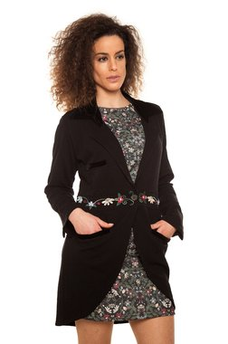Mamatayoe AMORETTI kabátek černý