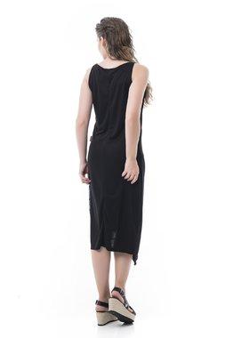 Mamatayoe Bath Dámské šaty černé
