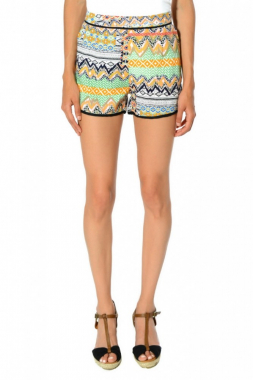 BLISSFUL SHORTS ONE COLOUR