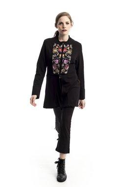 Mamatayoe Chatsworth Dámská bunda černá