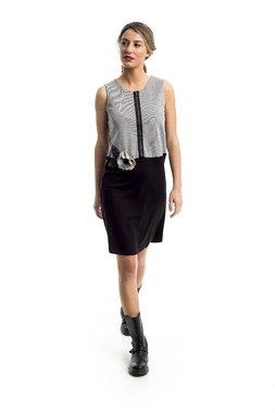 Mamatayoe Coutances Dámské šaty šedé