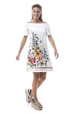 Mamatayoe Covo Dámské šaty bílé