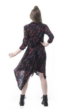 Mamatayoe Crocante Dámské šaty černá