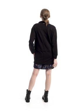 Mamatayoe Cuarzo Dámský kabát černá