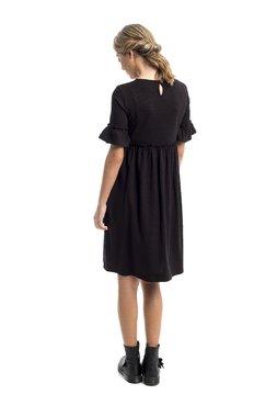 Mamatayoe Donna Fugata Dámské šaty černá