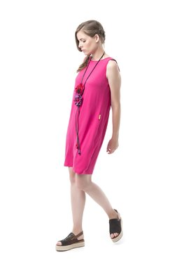 Mamatayoe East of Eden Dámské šaty růžová
