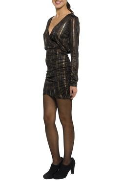 Smash FONTANET šaty černé