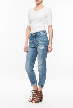 Ryujee JUSSY Dámské džíny modré