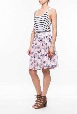 Ryujee KAMELIA sukně růžová