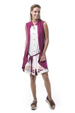 Mamatayoe Llastres Dámské šaty růžové