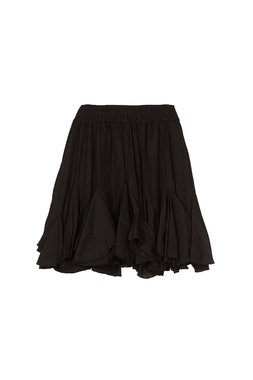 Nekane MALAYA Dámská sukně černá