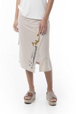 Mamatayoe Mathilda Dámská sukně béžová