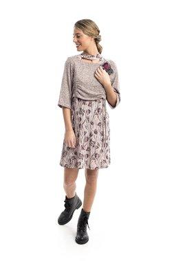 Mamatayoe Minotauro Dámský svetr růžový