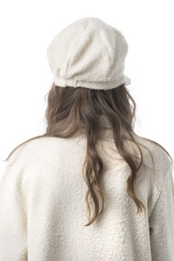 Mamatayoe Moka Dámská čepice bílá