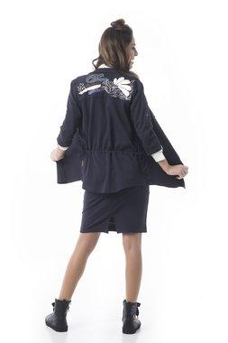 Mamatayoe Perugia Dámská košile tmavě modrá