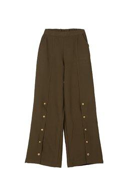 Nekane PIRITA Dámské kalhoty zelené