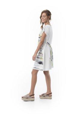 Mamatayoe Romeo&Juliet Dámské šaty bílá